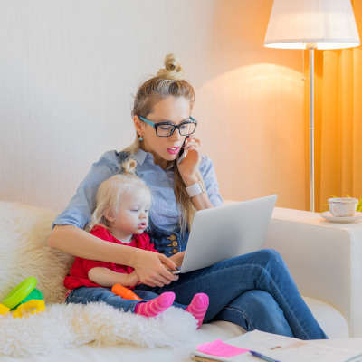 Tip of the Week: Maintaining a Work/Life Balance, Working from Home